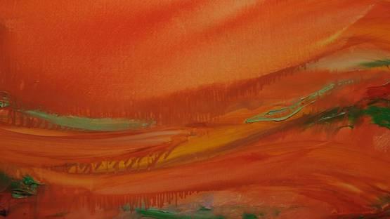olivier-debre 1974 - image via gallerihaaken.com