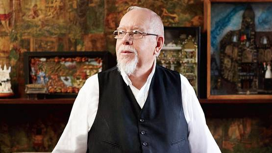 peter blake portrait