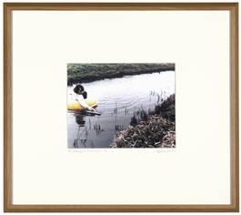 Ger van Elk-The Flattening Of The Brook's Surface-2002.jpg