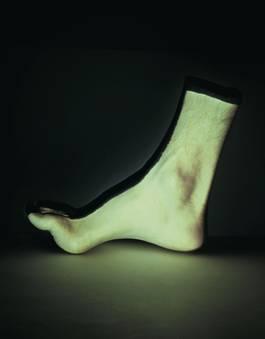 Giuseppe Penone-Piede (Foot)-1973.jpg