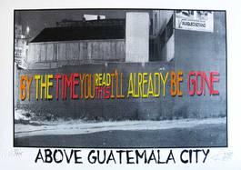 Above - Above Guatemala City (City Series), 2010