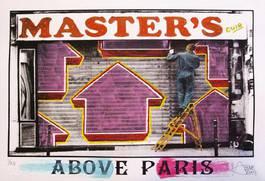 Above - Above Paris (City Series), 2009
