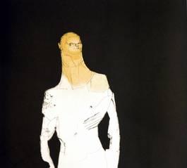 Anthony Lister - Bold Guy, 2007