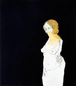 Anthony Lister - Bold Lass, 2007