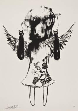 Antony Micallef - Angel Bomber 1