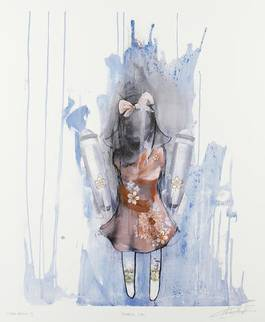 Antony Micallef - Bomber Girl, PP