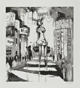 Antony Micallef - Giant freak, AP