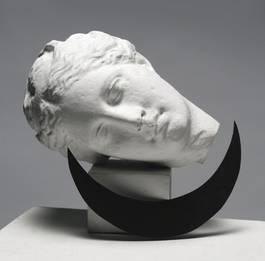 Claudio Parmiggiani - Luna, 1986