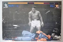 Combo - Ali vs ryu, 2012