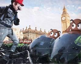 Combo - Mario Riot, 2012