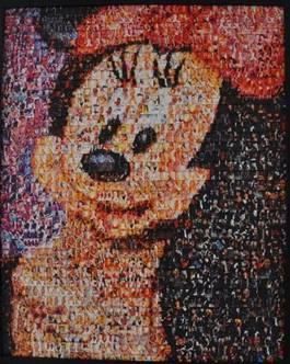 Combo - Minnie portrait, 2012