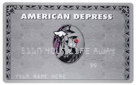D Face - American Depress, 2008