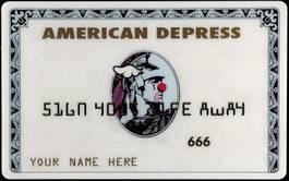 D Face - American Depress Diamond, 2012