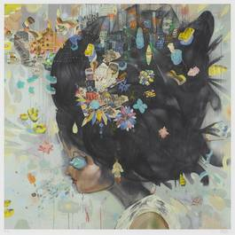 David Choe - City Girl