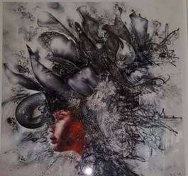 David Choe - Death Blossom, 2009