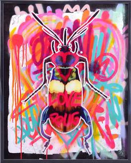Dominic Vonbern - Even the ugliest bug needs to be loved, 2015