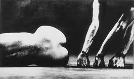 Eikoh Hosoe - Man & Woman #24, 1960