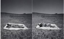 Eikoh Hosoe - Untitled (Nudes) I & IV