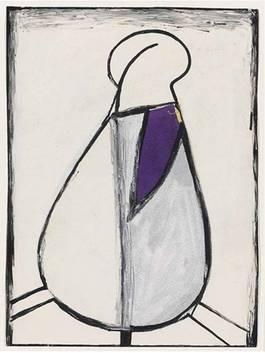 Eva Hesse - Big Boop, 1965