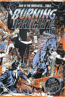 Faile - Burning Bright, 2009