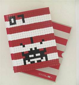 Invader - Guide d'invasion 02 - Los Angeles, Mission Hollywood, 2004
