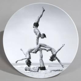 Jeff Koons - Acrobates