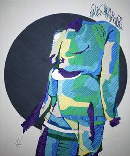 Karl Addison - Blur, 2014