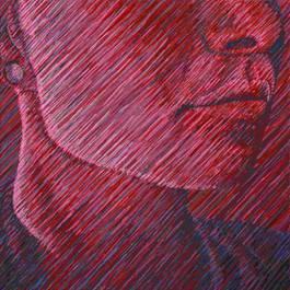 Karl Addison - Crimson, 2015