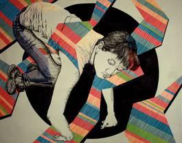 Karl Addison - Kneeling, 2014