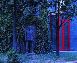 Liu Bolin - Camouflage, 2006