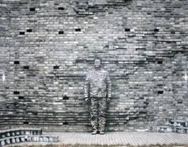 Liu Bolin - Camouflage, 2008