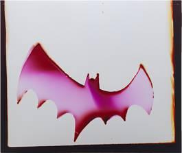 Liz Nielsen - Pink Bat, 2015