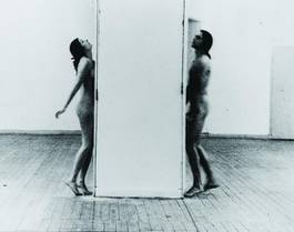 Marina Abramovic - Interuption in space, 1997