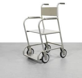 Mona Hatoum - Untitled (Wheelchair Ii), 1999