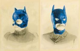 Mr. Brainwash - Bat Papi, Cat Nana