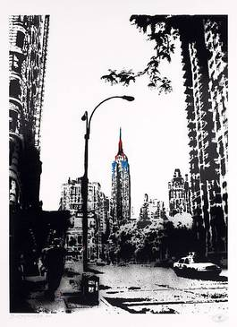 Nick Walker - The morning after Empire State