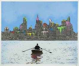 Nick Walker - The morning after New York, 2011 18AP