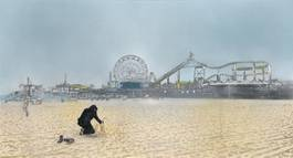 Nick Walker - The morning after Santa Monica
