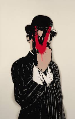 Nick Walker - V is for Vandal