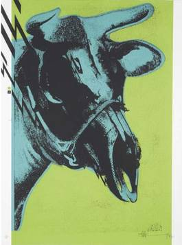 Paul Insect - Dead Cow, 2007