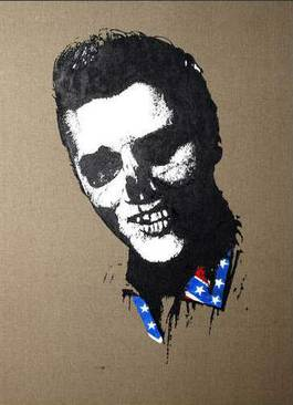 Paul Insect - Elvis, 2006