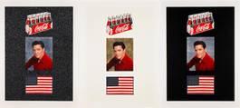 Peter Blake - American Trilogy, 2012