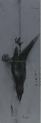 ROA - Falling dead bird