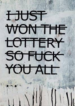 Rero - I just won a lottery so fuck you all, 2012