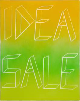 Scott Reeder - Idea Sale, 2013