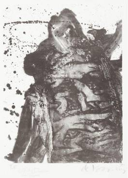 Willem de Kooning - Big, 1971