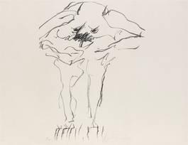 Willem de Kooning - Clam Digger, 1966