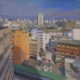 William Klose - Eastward - Late Afternoon, 2011