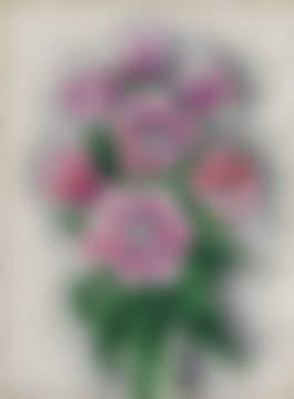 Moise Kisling-Vase de tulipes roses.jpg