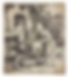 Adriaen van Ostade - The Smoker; The Barn; The Woman Spinning;The Knife Grinder (Hollstein Godefroy 5 2331 36)-1682.jpg